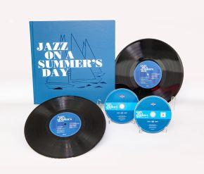 "Jazz On A Summer's Day - BOXSET CD+DVD+2x10"" Vinyl / Various Artists / 2018"
