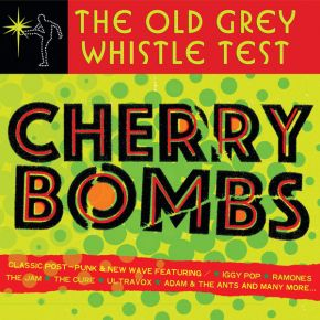 The Old Grey Whistle Test Cherry Bombs - 2LP / Various Artists / 2019