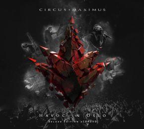 Havoc In Oslo - 2CD+DVD / Circus Maximus / 2017