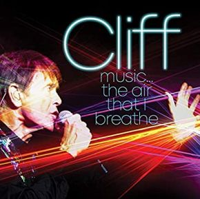 Music... The Air That I Breathe - CD / Cliff Richard / 2020