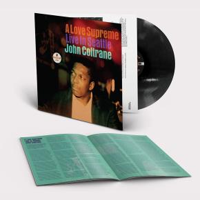 A Love Supreme: Live In Seattle - 2LP / John Coltrane / 2021