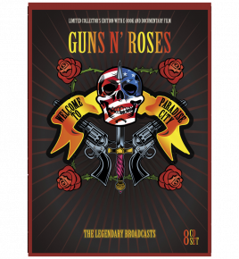 Welcome To Paradise City: The Legendary Broadcasts - 8CD / Guns N' Roses / 2020