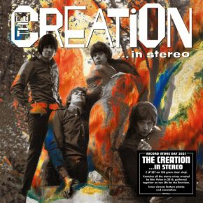 In Stereo - 2LP (RSD 2021 Klar Vinyl) / The Creation / 2021
