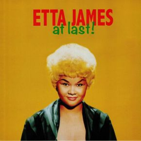 At Last! - LP / Etta James / 1961 / 2017
