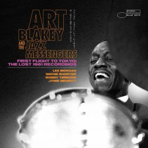 First Flight To Tokyo: The Lost 1961 Recordings - CD / Art Blakey / 2021