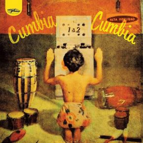 Cumbia Cumbia 1 & 2 - 2LP / Various Artists / 2012