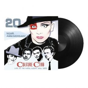 Live At The Royal Albert Hall 2002 (20 Year Anniversary) - 2LP / Culture Club / 2013 / 2020