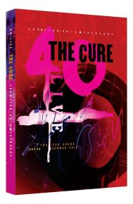 Curaetion 25th Annivesary - 2Blu-ray / The Cure / 2019