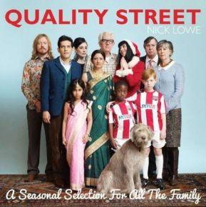 Quality Street - CD / Nick Lowe / 2013