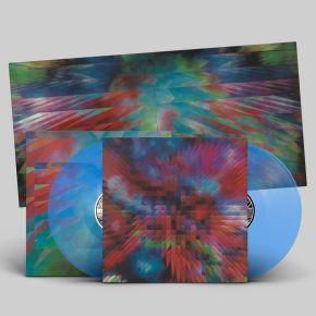 Worship The Glitch - 2LP (Blå Vinyl) / ELpH vs Coil  / 1995/2018