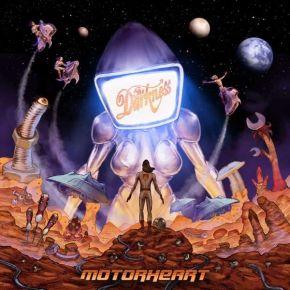 Motorheart - CD / Darkness / 2021