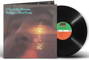 If I Could Only Remember My Name - LP / David Crosby / 1971/2021