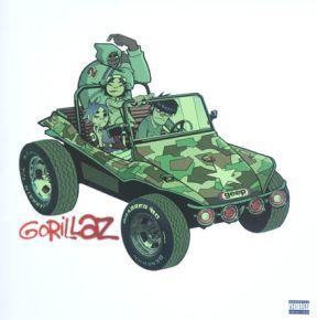 Gorillaz - CD / Gorillaz / 2001