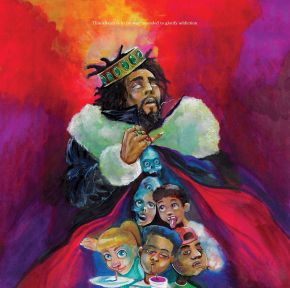 KOD - LP / J. Cole / 2018