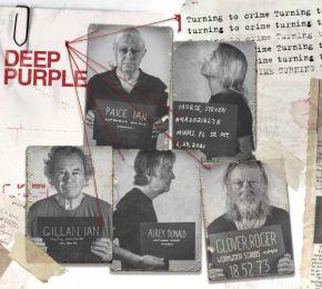 Turning to Crime - CD / Deep Purple / 2021