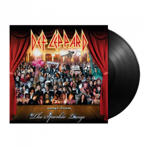 Songs From The Sparkle Lounge - LP / Def Leppard / 2008/2021