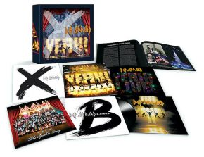 The Vinyl Collection: Volume 3 (2000 - 2010) - 9LP (Bokssæt) / Def Leppard / 2021