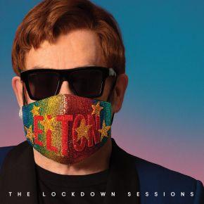 The Lockdown Sessions - 2LP (Blå Vinyl) / Elton John / 2021