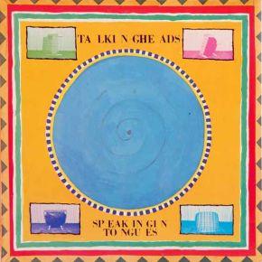 Speaking In Tongues - LP (Blå Vinyl) / Talking Heads / 1983 / 2021
