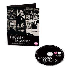 101 - Blu-Ray / Depeche Mode / 1988/2021