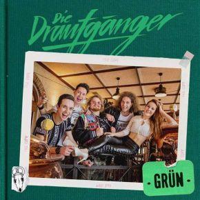 Grün - CD / Die Draufgänger / 2020