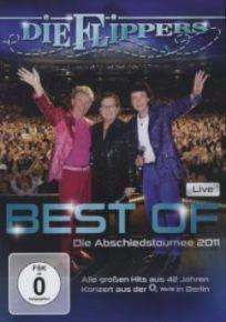 Best Of | Die abschiedstournee - DVD / Die Flippers / 2011
