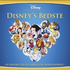 Disney's bedste - 48 danske sange fra skatkammeret - 2CD / Disney / 2015