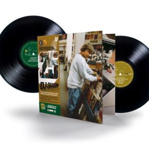Endtroducing (20th Anniversary Endtrospective Edition) - 2LP / DJ Shadow / 1996/2021