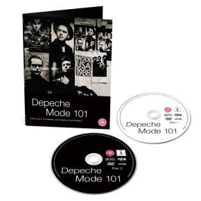 101 - 2DVD / Depeche Mode / 1988/2021