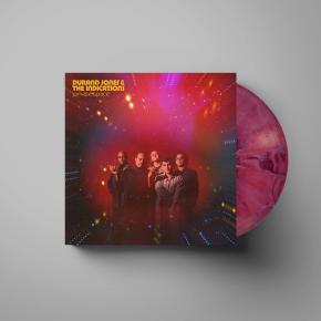 Private Space - LP (Blommefarvet Marble Vinyl) / Durand Jones & The Indications / 2021