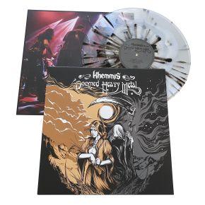 Doomed Heavy Metal - LP (Farvet Vinyl) / Khemmis / 2020