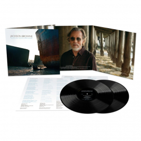 Downhill From Everywhere - LP / Jackson Browne / 2021