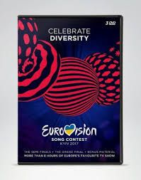 Eurovision Song Contest Kyiv 2017 - Celebrate Diversity - 3DVD / Various Artists / 2017