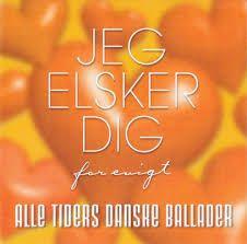 Jeg Elsker Dig (For Evigt) - 2CD / Various Artists / 2009