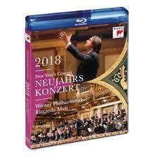 New Year's Concert 2018 - Blu-Ray / Riccardo Muti / 2018
