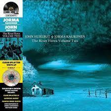 The River Flows Volume Two - LP (Splatter Vinyl, RSD 2021) / John Hurlbut | Jorma Kaukonen / 2021