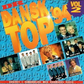 Dansktop '94 - Vol 2 - CD / Variuos / 1994