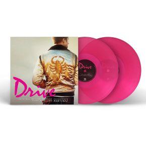 Drive (Original Motion Picture Soundtrack) - LP (Farvet Vinyl) / Cliff Martinez / 2011 / 2018