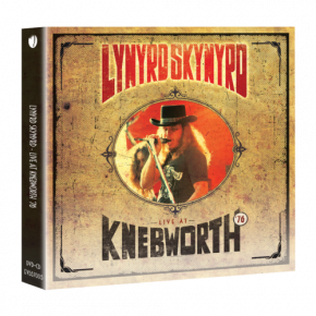 Live at Knebworth '76 - CD+DVD / Lynyrd Skynyrd / 2021