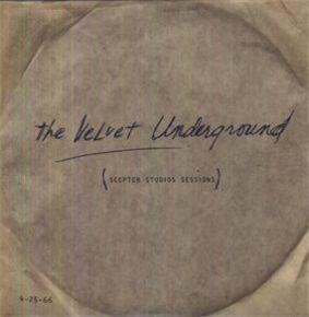 Scepter Studios Sessions / Record Store Day (vinyl) / Velvet Underground / 2013