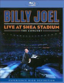 Live At Shea Stadium - The Concert - Blu-Ray / Billy Joel / 2011
