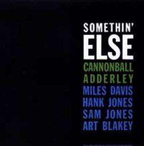 Somethin' Else - LP / Cannonball Adderley / 1958 / 2008
