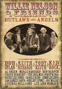Outlaws and Angels - dvd / Willie Nelson / 2004