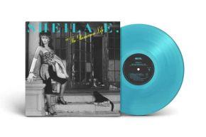 The Glamorous Life - LP (Lyseblå/turkis farvet Vinyl) / Sheila E. / 1984 / 2021