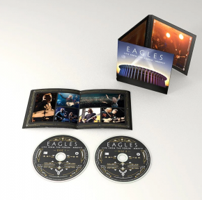 Live from the Forum MMXVIII - 2CD / Eagles / 2020