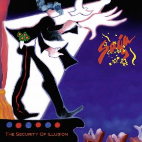 The Security Of Illusion - 2LP / Saga / 1993/2021