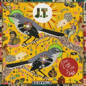 J.T. - LP / Steve Earle & The Dukes / 2021