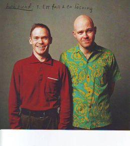 """Ett fall & en lösning - 2 x 7"""" Vinyl / Bob Hund / 1997 / 2018"""