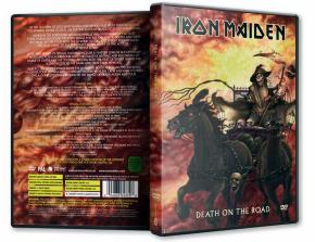 Death On The Road - 3DVD / Iron Maiden / 2007