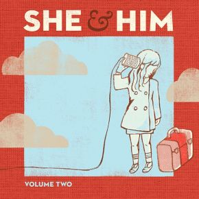 Volume Two - CD / She & Him / 2010